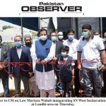Pakistan Observer